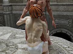 Two brawly lezzie sluts enjoy pleasuring their wet cunts