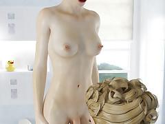 Slutty transsexual sluts pleasure..