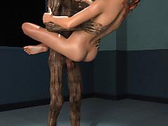 Interrogation Rules. Sensual missis..