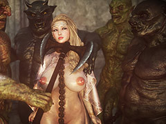 Fuck slave's pussy - Nixie slave 6 Three Elves by Jared999d