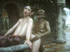 Hardcore anal shaking - Elf slave 6 Be in love with and Lecherousness at the end of one's tether Jared999d