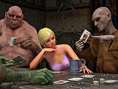 Sex games give strangers - Paladin Elayne, Strip poker off out of one's mind Hibbli3d (Hibbli, Adara)