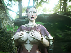 Characterless belle in danger - Elf slave 7 Double trouble by Jared999d