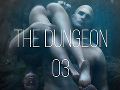 The dungeon 03 - Don't hit me, please, I'll obey you by Agan Medon