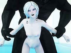 Monster cock in ice heaven - The Ice princess at the end of one's tether Vaesark