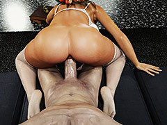 Horny slut gets hammered hard by gross - Gisela and Vladimir by Blackadder
